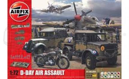 Airfix - Coffret D Day air assault