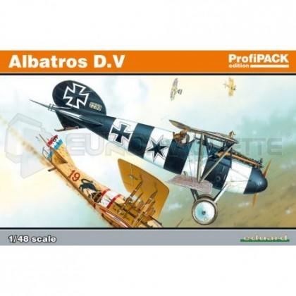 Eduard - Albatros D V