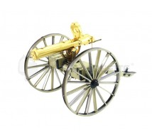 Metal earth - Gatling gun