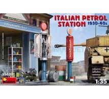 Miniart - Italian petrol station  1930/40