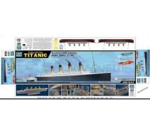 Trumpeter - RMS Titanic & LED