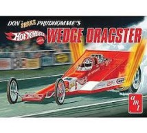 Amt - Coca Cola Wedge Dragster