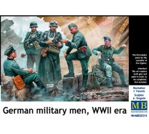 Master box - German Military men WWII (Set 2)