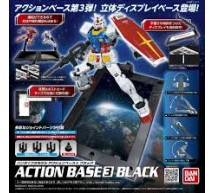 Bandai - Action Base 3 Black