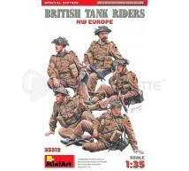 Miniart - British tank raders  WWII