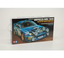 Tamiya - Subaru WRC 2001