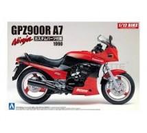 Aoshima - Kawasaki GPZ900R A-7 1990