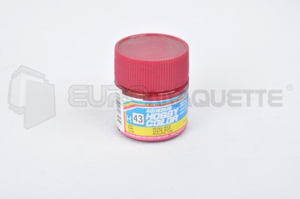 Gunze Sangyo - Rouge Vin H43 (pot 10ml)