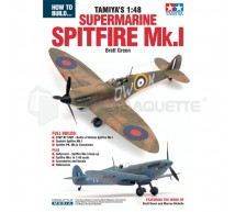 Tamiya - How to Build Spitfire Mk I Tamiya