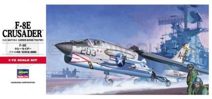 Hasegawa - F8E Crusader