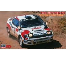 Hasegawa - Toyota Celica Turbo WRC1992 Safari