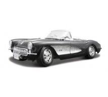 Maisto - Corvette 1957 noire