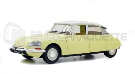Solido - Citroen DS 1972 Jaune