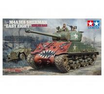 Tamiya - M4A3E8 Korean War