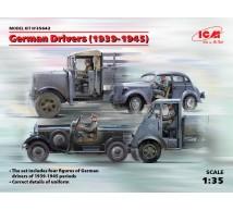 Icm - German drivers 1939/45