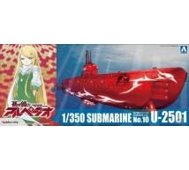 Aoshima - U-2501 Manga sub