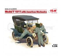 Icm - Ford T 1911 & mecanos