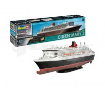 Revell - Queen Mary 2 & detail set