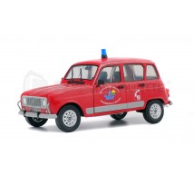 Solido - 4L GTL Pompiers