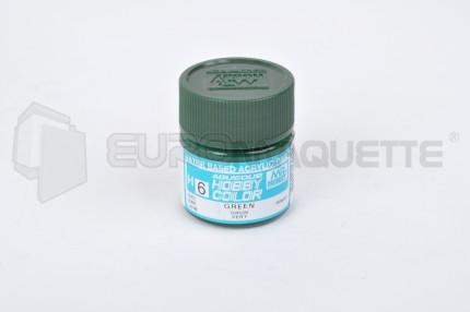 Gunze Sangyo - Vert H6 (pot 10ml)