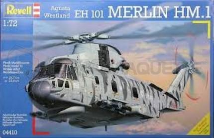Revell - EH 101 Merlin HAS. 1 RN