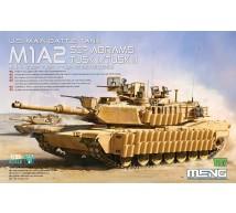Meng - M1A2 SEP Abrams TUSK I/II