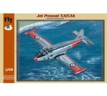 Fly - Jet Provost T.3/A RAF