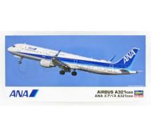Hasegawa - A321 ceo ANA 1/200