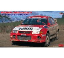 Hasegawa - Lancer Evo VI 1999 NZ Rally