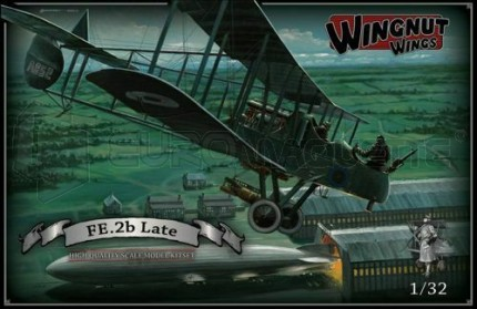Wingnut wings - FE 2b Late