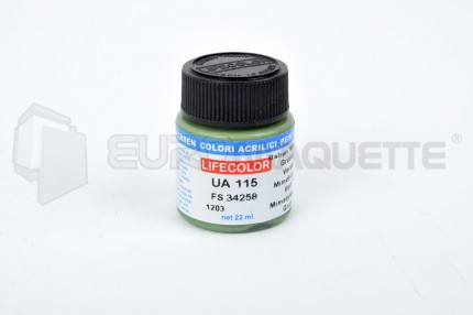 Life Color - Vert mimetique (1)FS34258 UA115 (pot 22ml)