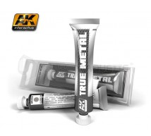 Ak interactive - True Metal Aluminium en tube