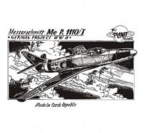 Planet Models - Me-P.1110/1