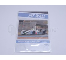 Pit Wall - Pescarolo LM2009 Decals