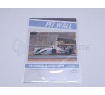 Pitt Wall - Pescarolo LM2009 Decals