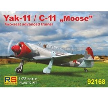 Rs models - Yak-11/C-11