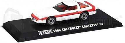 Greenlight - A Team corvette C4 1984