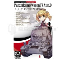 Afv club - Pz IV ausf D EGG