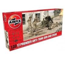 Airfix - 17Pdr gun & crew