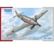 Special hobby - Me-209 V4