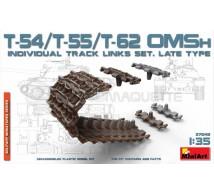 Miniart - T-54 /55/62 OMSh track