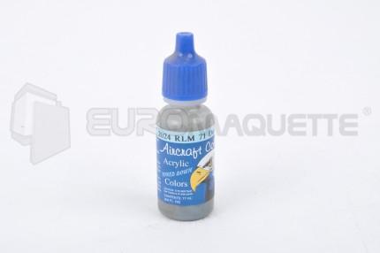 Airc. Color - Vert Foncé  RLM71 2024U (pot 17ml)