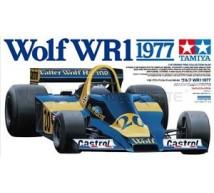 Tamiya - Wolf WR1 F1 1977