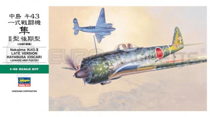 Hasegawa - Ki-43 Oscar  late
