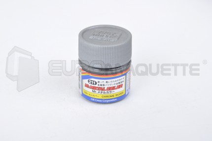Gunze Sangyo - Gris Argent MC211 (pot 10ml)