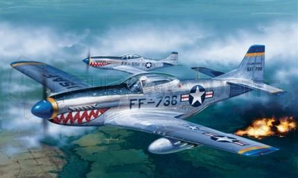 Italeri - P-51D Mustang