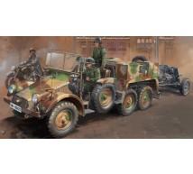 Bronco - Krupp Protze L2 H 143 early & PaK 36