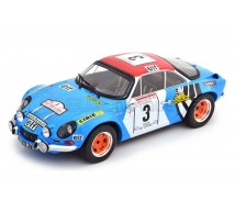 Ixo - Alpine A110 N°3 TdC 1973
