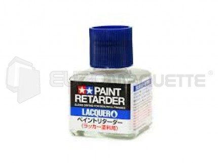 Tamiya - Lacquer paint retarder 40ml