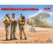 Icm - RAF Pilots tropical uniform WWII
